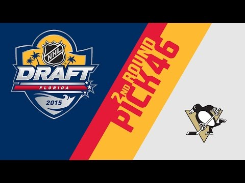 Daniel Sprong drafted by Pittsburgh Penguins (NHL Draft)