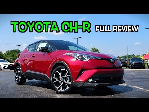 2019 Toyota CH-R: FULL REVIEW | Small 2019 Changes Make A Big Difference!