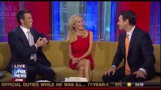 Juliet Huddy w/Dana Perino 11-24-2011