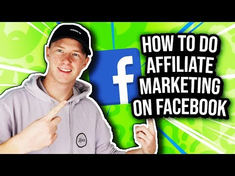 How to Do Affiliate Marketing on Facebook (No Money Required)