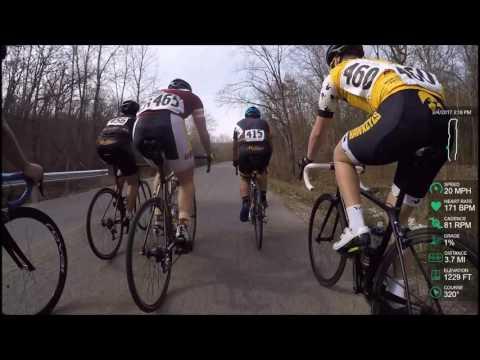 Arkansas Classic Collegiate D Road Race 2017