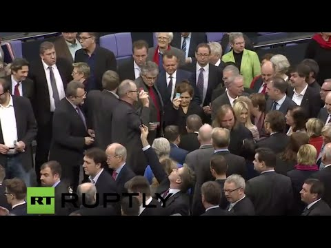 LIVE: German parliament to vote on military intervention in Syria