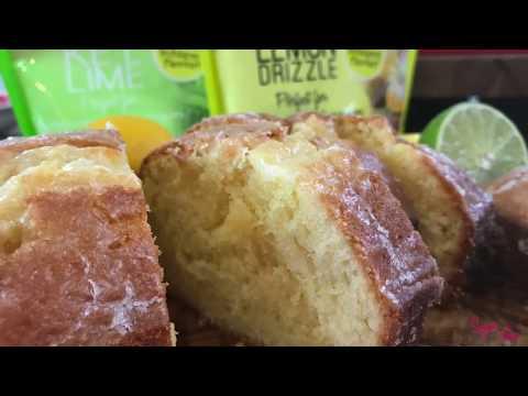 Lemon Drizzle Loaf Cake by Carol