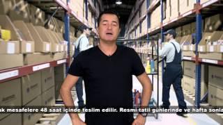 Avansas Reklam: Acun Ilıcalı Yetenek Sizsiniz