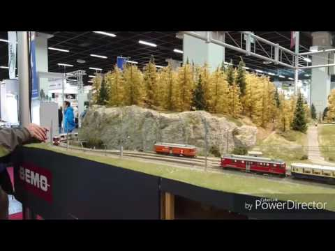 Internationale Modellbahn Messe in Köln 17.11.2016