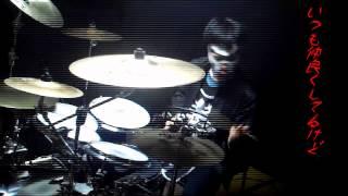 大好きな犬神サーカス団の「人面疔」の ドラムをやってみました。 (※完...