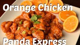 Orange Chicken Panda Express Style Chinese Recipe. Asian Comfort Food By Chawlas-kitchen.com