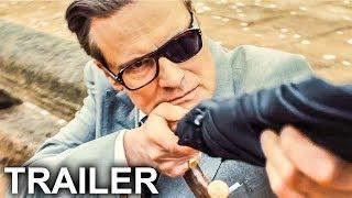 Kingsman: El Circulo Dorado - Trailer 2 Subtitulado Español Latino 2017