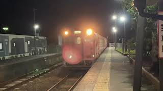 JR城端線キハ47-1092キハ47-138キハ40-2137(ヨ富山行き)
