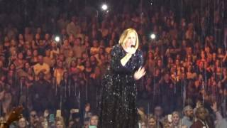 Video Adele -Set Fire To The Rain (Live in Dallas, TX at American Airlines Center November 1, 2016) download MP3, 3GP, MP4, WEBM, AVI, FLV Agustus 2018
