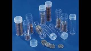 Proper coin handling,cleaning, and storage