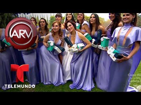 Pablo Montero deja plantada a Marlene Favela | Al Rojo Vivo | Telemundo