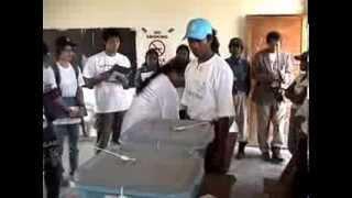 インターバンド国際選挙監視活動(2001年8月東ティモール制憲議会選挙)