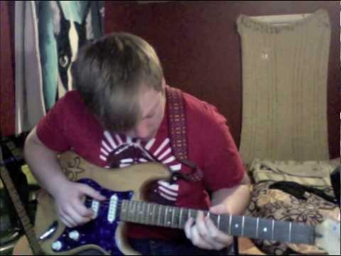 Diy piezo electric guitar