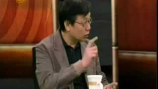 2010.3.17锵锵三人行B   窦文涛:局长日记风传网络 被称韩峰体