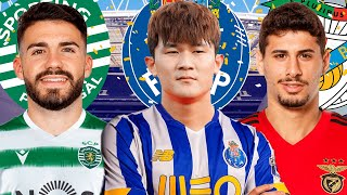 RUMORES do FC PORTO, SPORTING, BENFICA | MIN JAE FC PORTO, PIPA SPORTING, GIL DIAS BENFICA