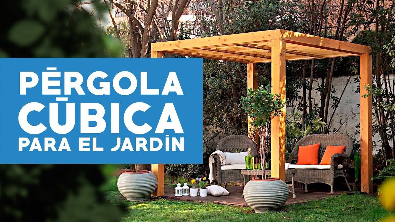 Pergola De Jardin   Comedores De Exterior Los 50 Mejores De El Mueble