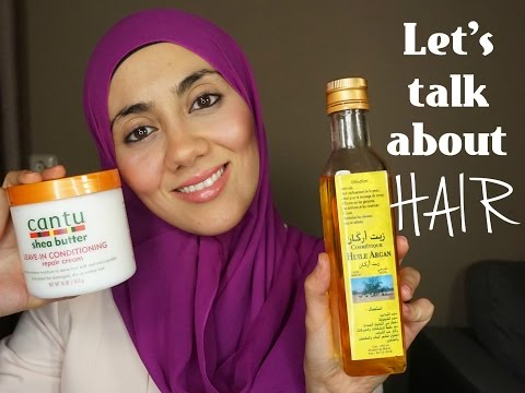 Let's talk hair! (hair products I recommend) | Houda Noussi