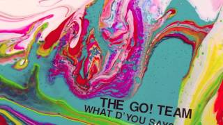 The Go! Team - What D'You Say?