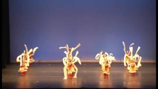 中國舞蹈隊(初級組) - 第53屆學校舞蹈節