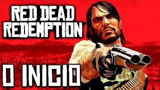 RED DEAD REDEMPTION - O Início, Gameplay XBOX ONE X