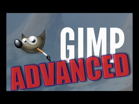GIMP Advanced Tutorial,  how GIMP works with video.