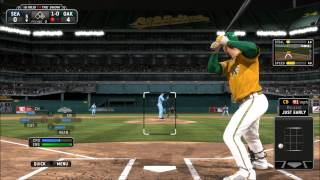 THROWBACKS - OAKLAND A's FRANCHISE - Seattle Mariners vs. Oakland Athletics - Episode 12