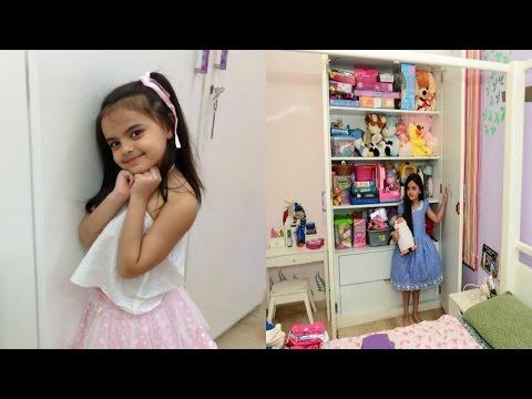 Celebrity Homes: TV Child Actress Ruhanika Dhawan (Ruhi / Pihu) Home