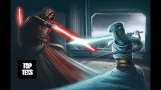 Repeat youtube video Top 10 Jedi