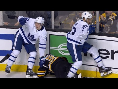 NHL: Leaping Hits