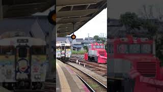 忍者ハットリくん電車が参上!
