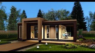 видео Современные архитектурные решения: панорамные окна