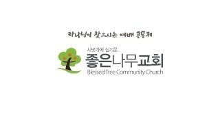좋은나무교회 2021-02-28 Live 예배
