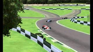 Grid Start 1984 Brands Hatch GB Grand Prix 7