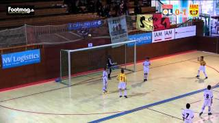 CSI Talent CUP U11 2015 Olympique Lyonnais - AS Saint-Priest  5-1