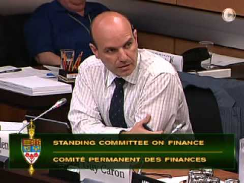 Standing Committee on Finance Meeting 35 re FATCA - May 14, 2014
