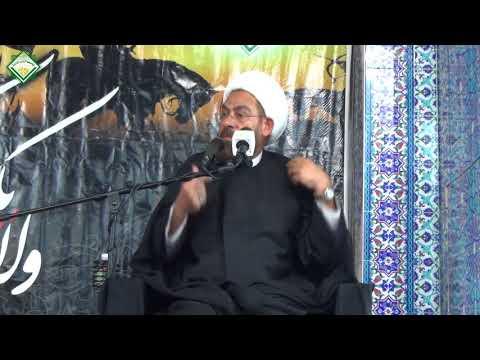 مجلس عزاء مع سماحة العلامة الخطيب الدكتور الشيخ علي الشكري الليلة الثالثة من محرم 2017   1439 في مرك