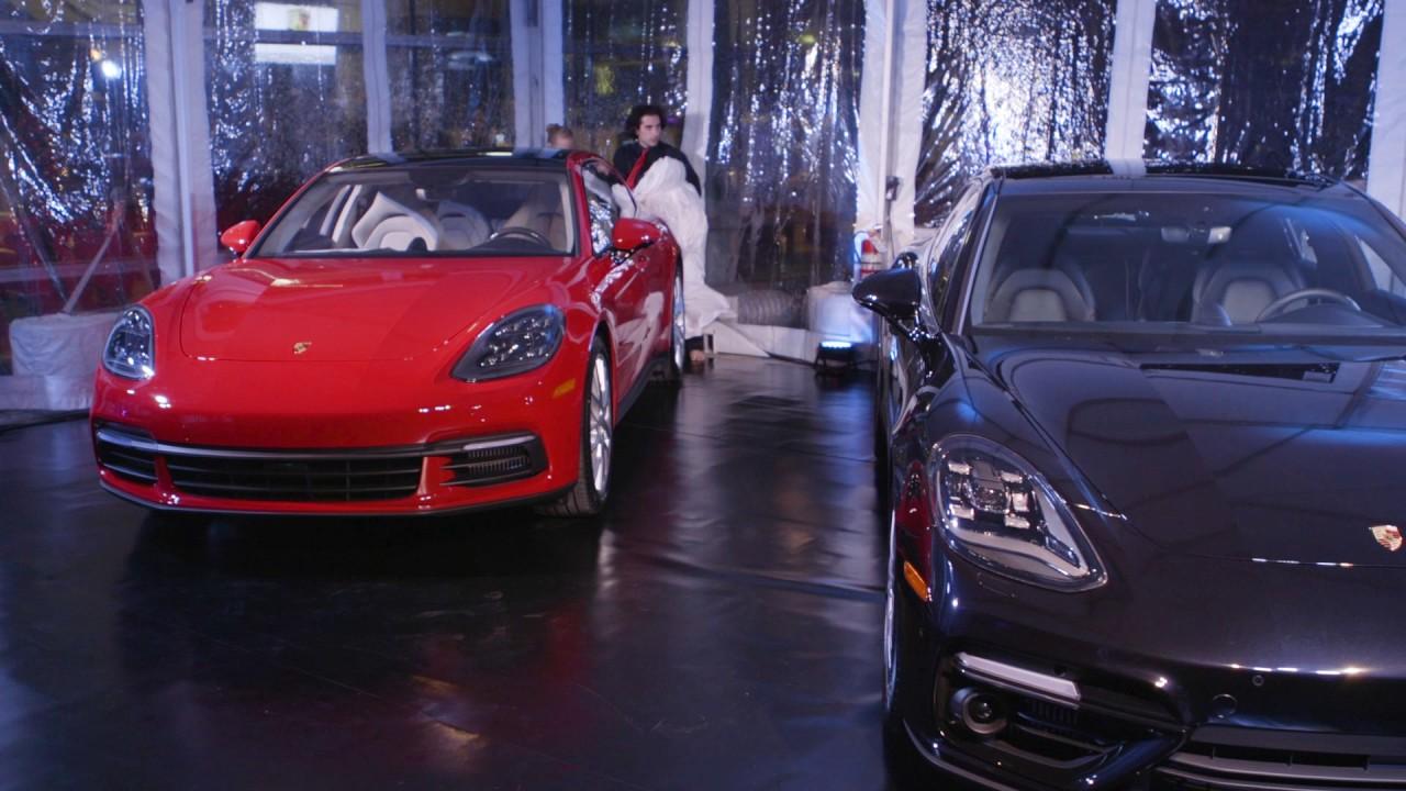 2017 Porsche Panamera Launch- Porsche of The Main Line - YouTube
