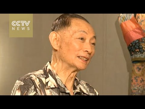 Interview with late Peking Opera master Mei Baojiu