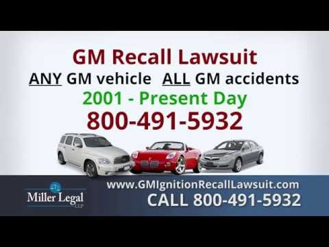 GM Recall Lawsuit | GM Ignition Switch Settlement