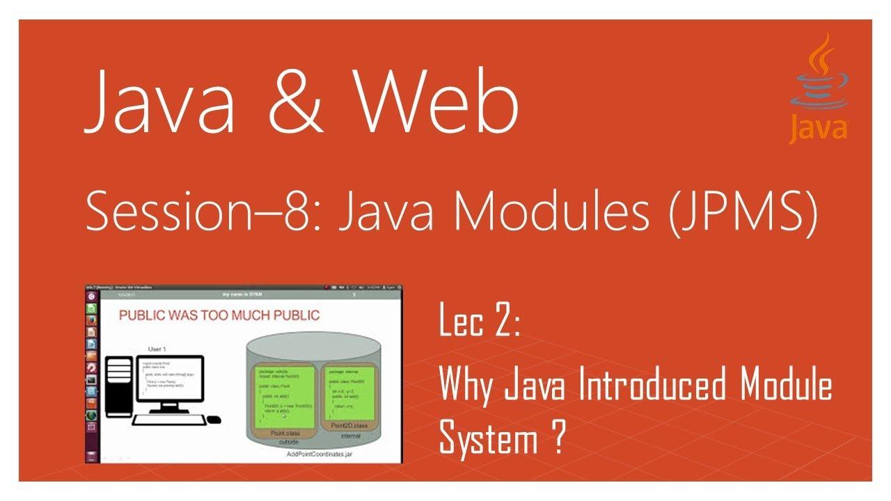 Java 9 modularity java 9 modules tutorial jpms part 2 java 9 modularity java 9 modules tutorial jpms part 2 why java introduced module system baditri Gallery