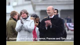 Inauguration Ceremony of Gov. Tom Wolf