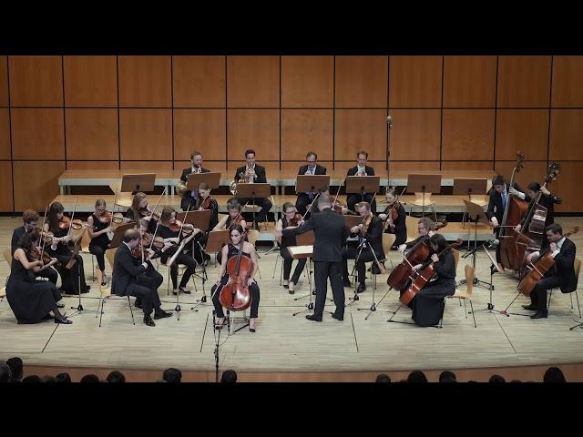 J. Haydn Cello Concerto C Major , 1st and 2nd movements ,Julie Sévilla Fraysse