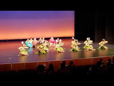 Asia Pacific Dance Festival 2017 Show #2 - Kanokupolu Dancers Ma'ulu'ulu