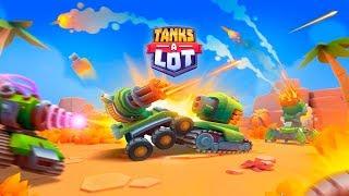 Tanks A Lot - Делаем квесты, если вам интересно.