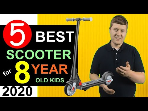 Top 5 Best Scooter For 8 Year Old Kids 🏆 UPDATED 2020 🏆