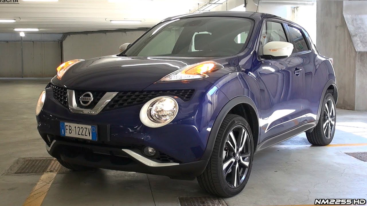 2016 nissan juke 1 5 dci n connecta full walkaround start up engine sound youtube. Black Bedroom Furniture Sets. Home Design Ideas