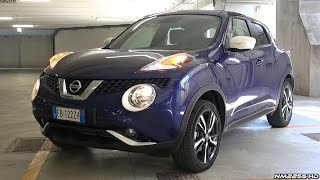 2016 Nissan Juke 1.5 dCi N-Connecta - Full Walkaround, Start Up, Engine Sound