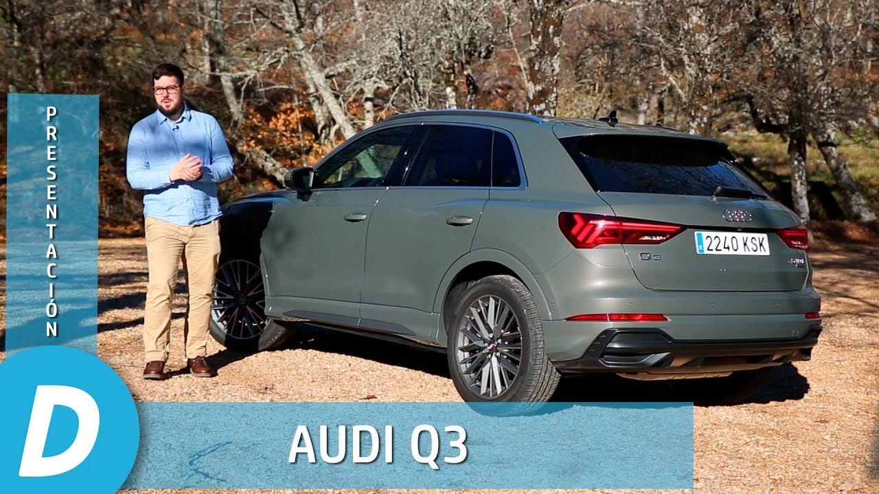 Audi Q3 2019 Primera Prueba Review En Espaol