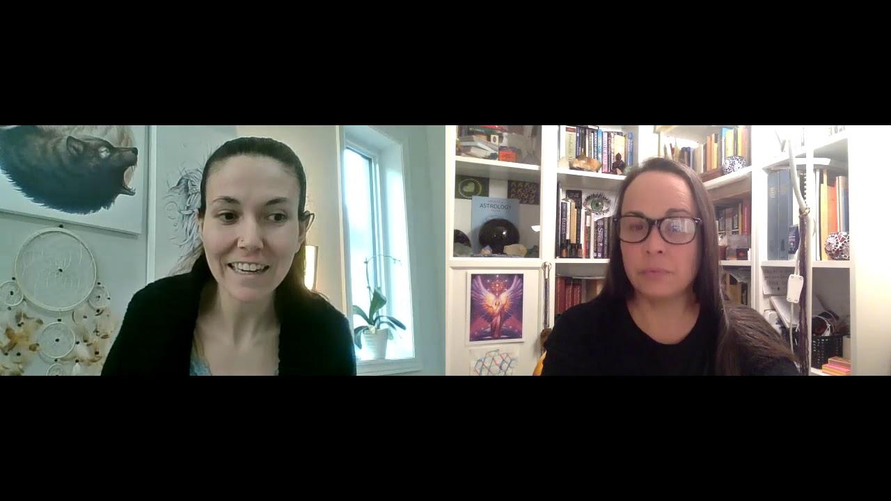 Anna Medium - part 2/2 - Conversation with a 21st Century Exorcist